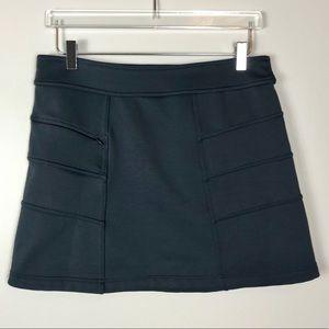 Athleta Blizzard Fleece Lined Skirt Size Medium